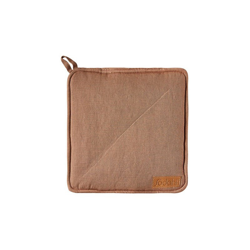 Södahl Grytlapp, 24 x 24 cm, Essential Puder