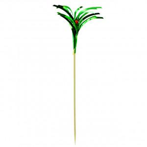Drinkpinnar Palm, grön 50 st