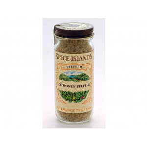 Spice Islands Citronpeppar