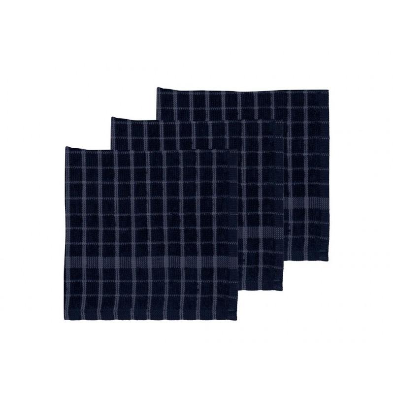 Södahl Disktrasa, 30 x 30 Mörkblå 3 st