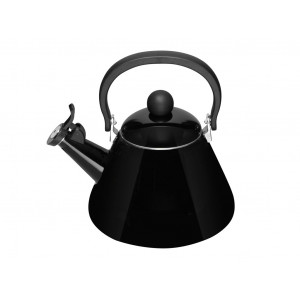 Le Creuset Kaffepanna Kone, Blank svart