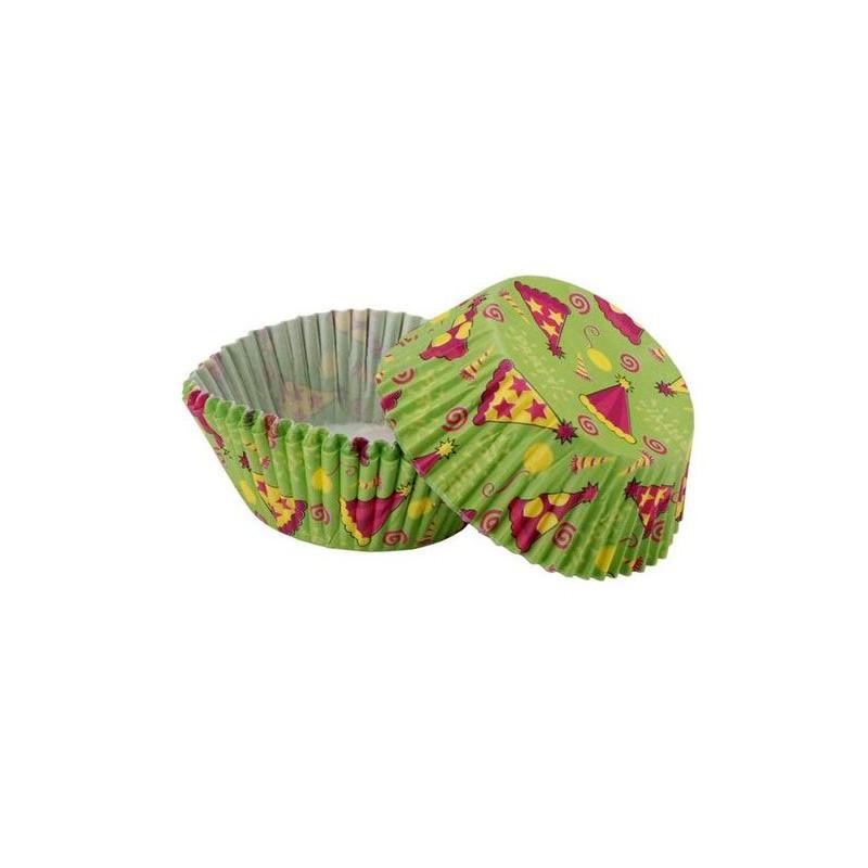 Muffinsform Partyhattar - Wilton