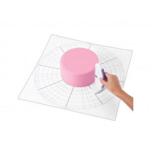 Wilton Cake Dividing Chart