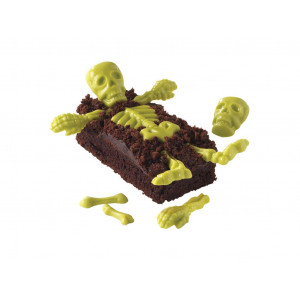 Wilton Skeleton Bones Candy Mold