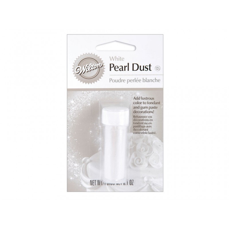 White Pearl Dust - Wilton