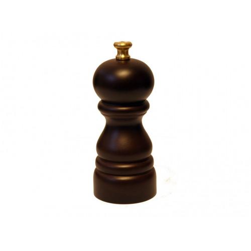 Pepparkvarn 11,5 cm , brunt trä - Lidrewa