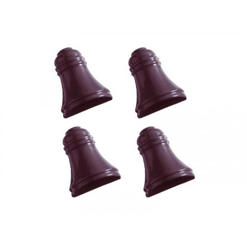 Pralinform Klocka Dubbel -. Chocolate World