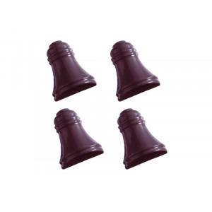 Chocolate World Pralinform Klocka Dubbel