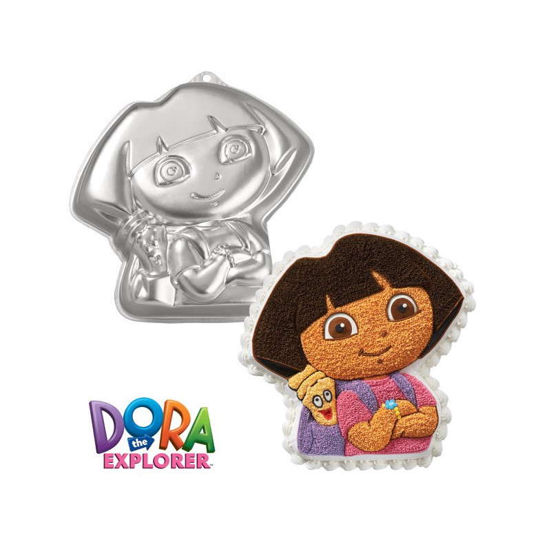 Bakform Dora the Explorer - Wilton