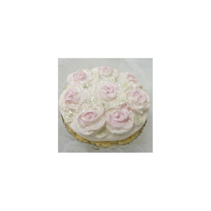 Silikonform Cupcake top mould - Karen Davies