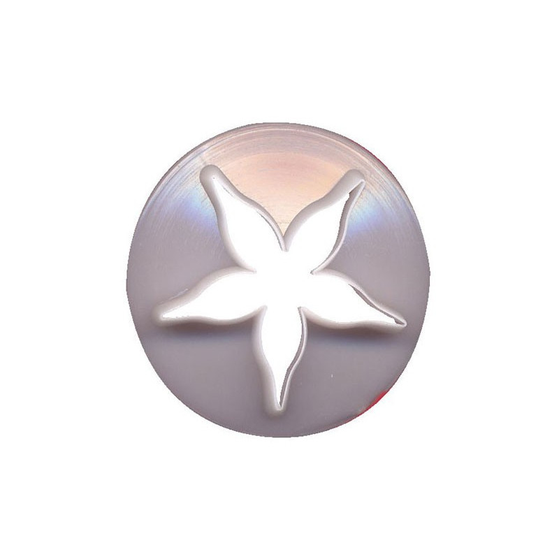 Utstickare Rose Calyx 7 cm - FMM