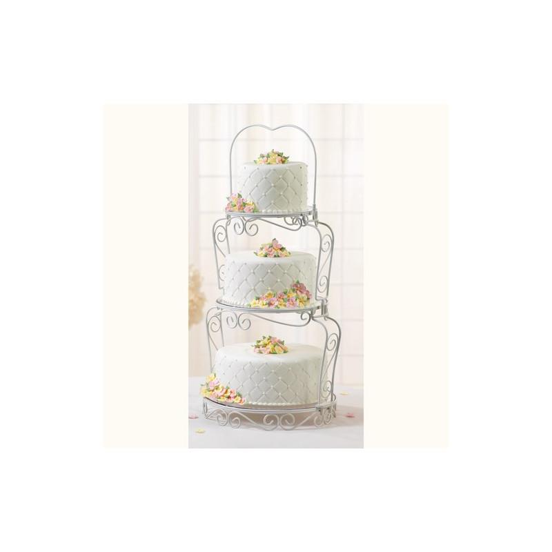 Tårtställning 3 våningar - Wilton