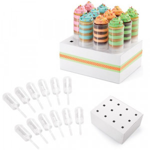 Wilton Treat pops set