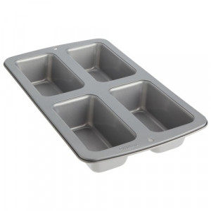 Wilton Brödform Mini Loaf Pan