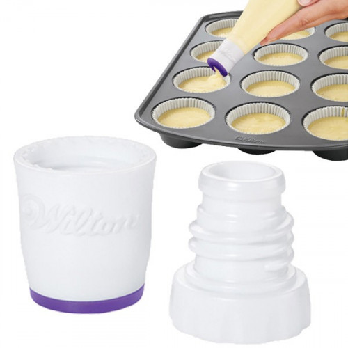 Wilton Perfect Fill Smetdispenser