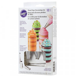 Wilton Dekorationsset Treat Pops