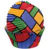 Muffinsform Colorblock - Wilton