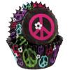 Minimuffinsform Peace - Wilton