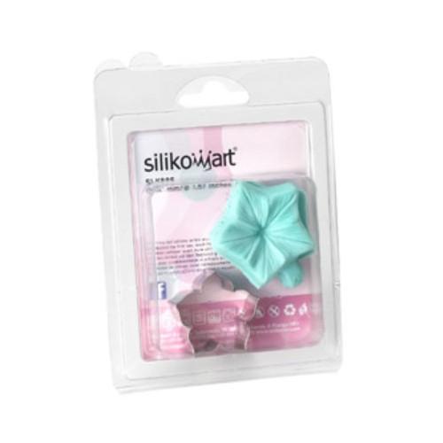 Silikomart Utstickare & Silikonform, petunia