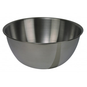 Dexam Skål, rostfritt stål, 3,5 l