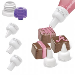 Wilton Candy Melts Dekorationsset