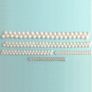 Karen Davies Silikonform, dubbla pärlband