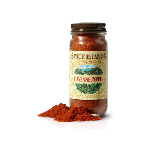 Spice Islands Cayennepeppar