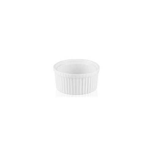 Stelkompagniet Ramekin, vit porslin, 7,5 cm