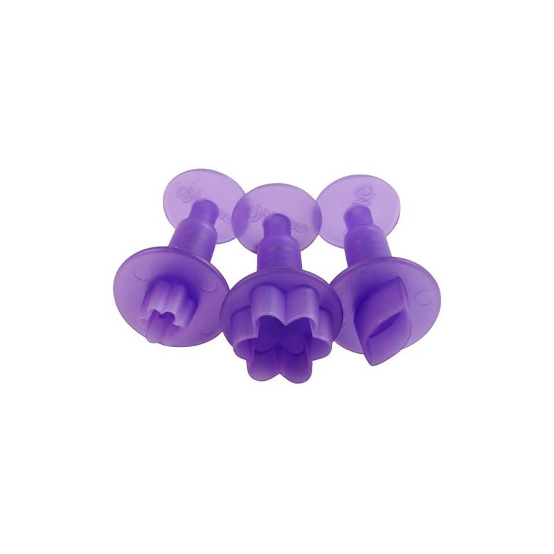 Wilton Utstickare Mini, blommor