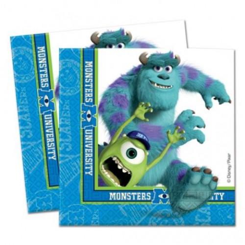 Disney Servetter, Monsters University