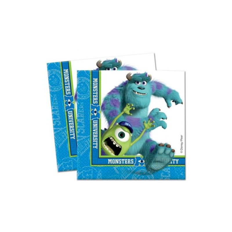 Disney Servetter, Monsters University