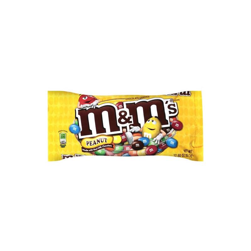 M&Ms Peanut, jordnöt