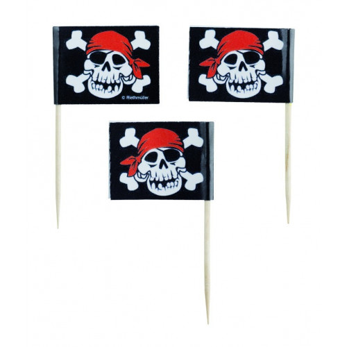 Dekorationsflaggor Jolly Roger