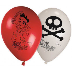 Disney Ballonger Jake och piraterna