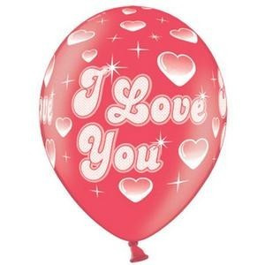 Ballonger röda, I love you