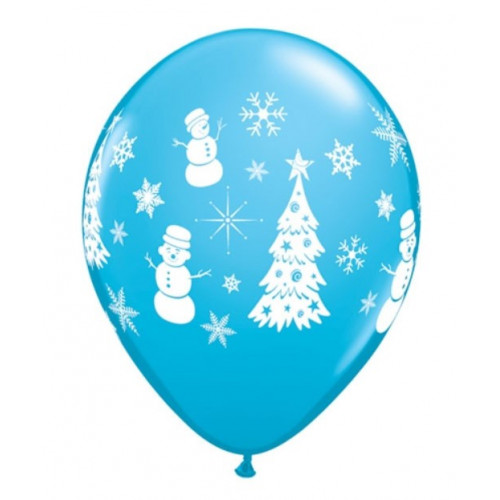 Qualatex Ballonger Vinter