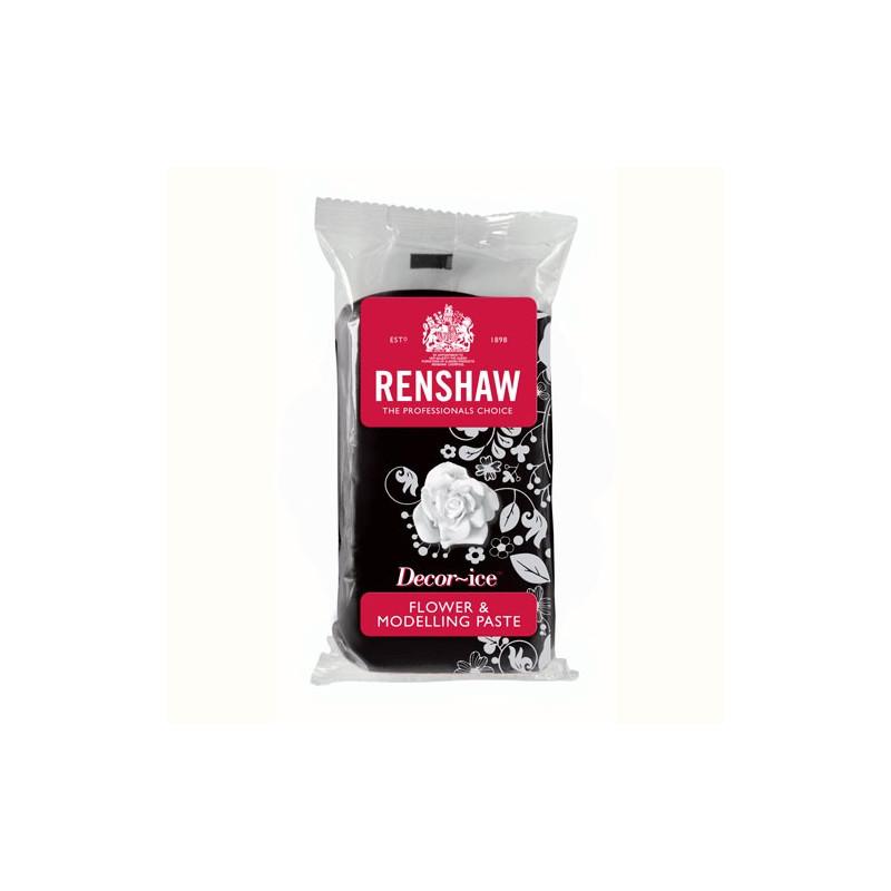 Renshaw Flowerpaste, svart