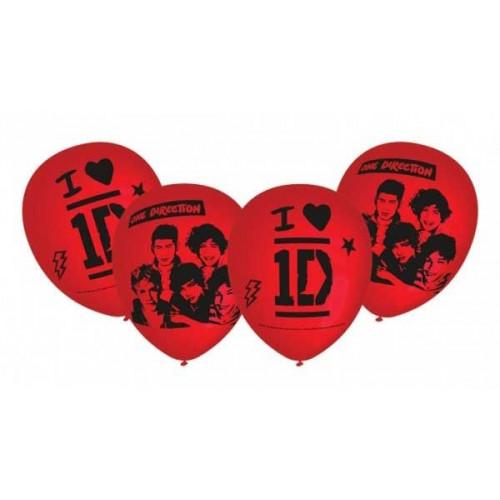 Ballonger One Direction 1D