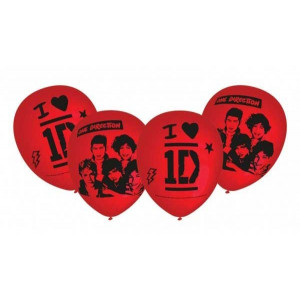 Ballonger One Direction 1D