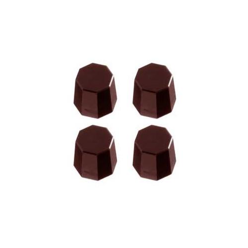 Chocolate World Pralinform Åttakantig bägare