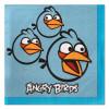 Servetter Angry Birds, blåa