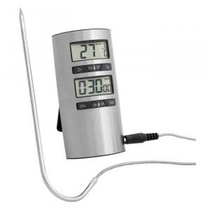 Digital Stektermometer, dubbeldisplay