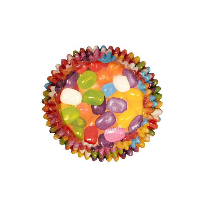 Wilton Muffinsform Color Cups, Jelly Bean