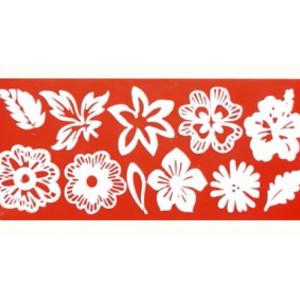 Modecor Sweet Lace Express Silikonform, Flower Mix