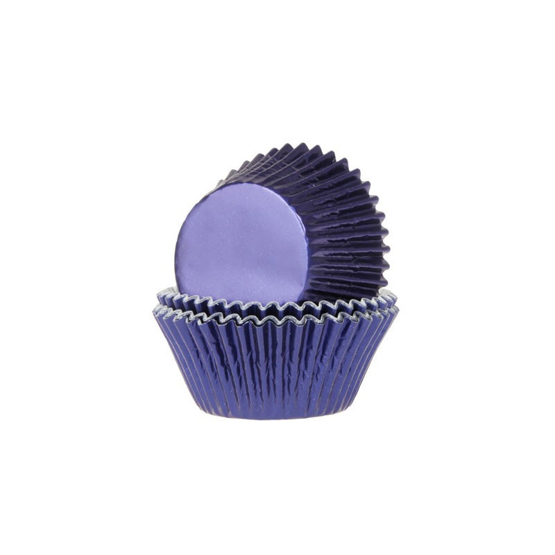 House of Marie Muffinsform Foil Navy Blue