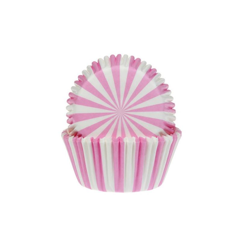 House of Marie Muffinsform Cirkus rosa