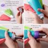 Wilton Color Swirl Tyllkoppling