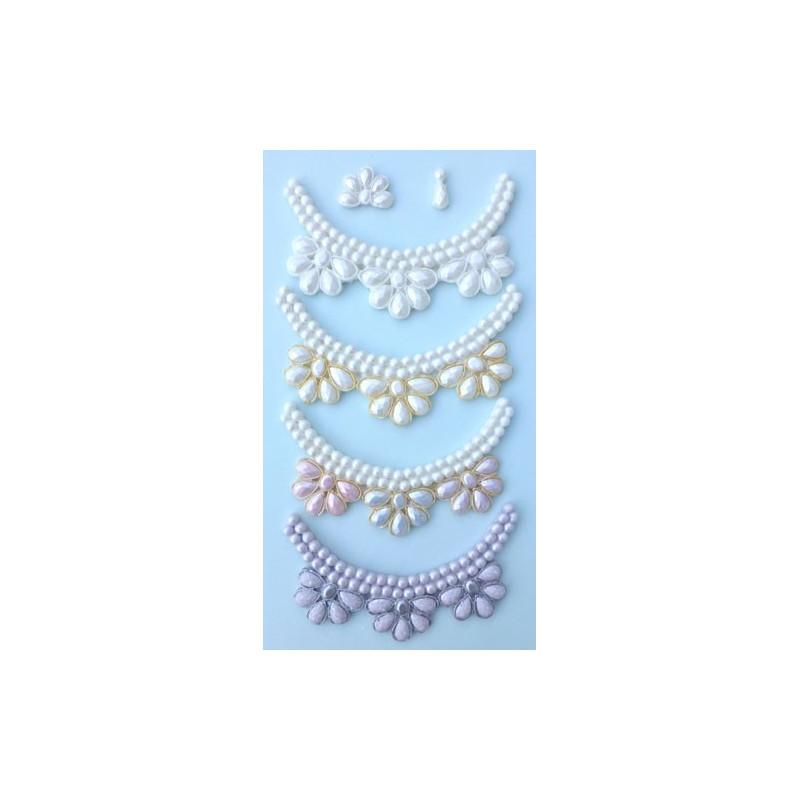 Karen Davies Silikonform Art Deco Jewels & Pearls