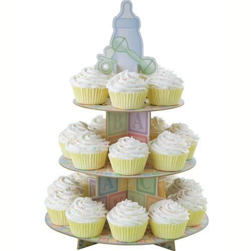 Wilton Cupcake serveringsställ, Baby