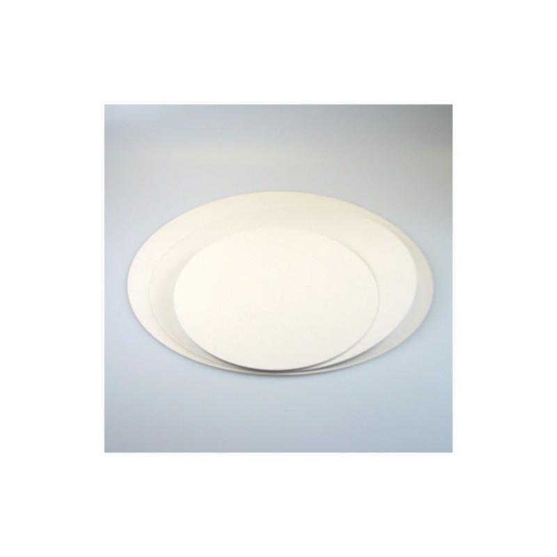 FunCakes Tårtbricka vit, 20 cm, 5-pack
